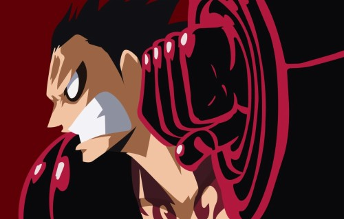 Gear Luffy Snake Man 2848072 Hd Wallpaper Backgrounds Download