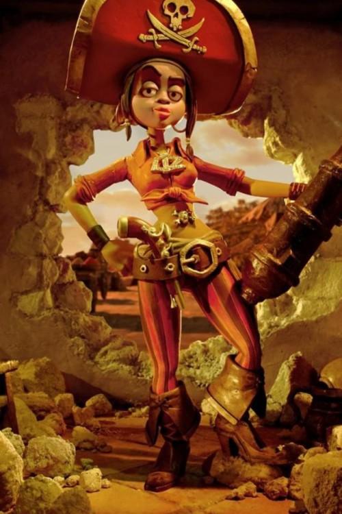 The Pirates Band Of Misfits Iphone Wallpaper Cutlass Liz 3092838 Hd Wallpaper Backgrounds Download