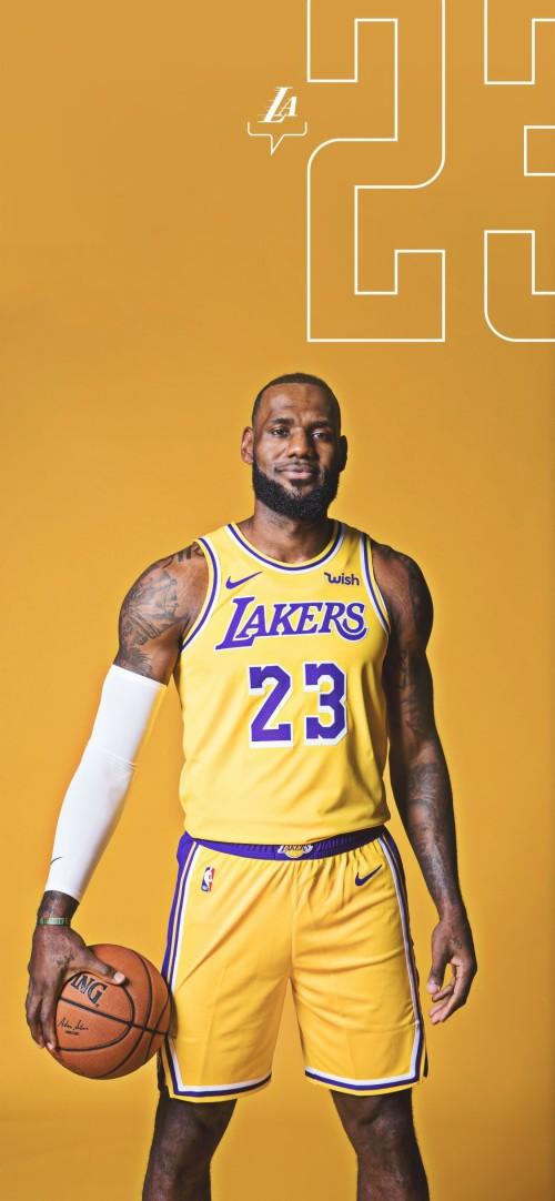 Lebron James Iphone Wallpaper Lakers 2259374 Hd Wallpaper Backgrounds Download