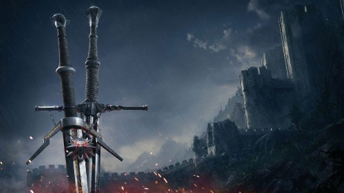 The Witcher 3 Wild Hunt Jeux Video Fond 1080p Wallpapers The