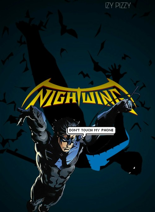 Freetoedit Nightwing Wallpaper Chile Nightwing 3131453 Hd Wallpaper Backgrounds Download