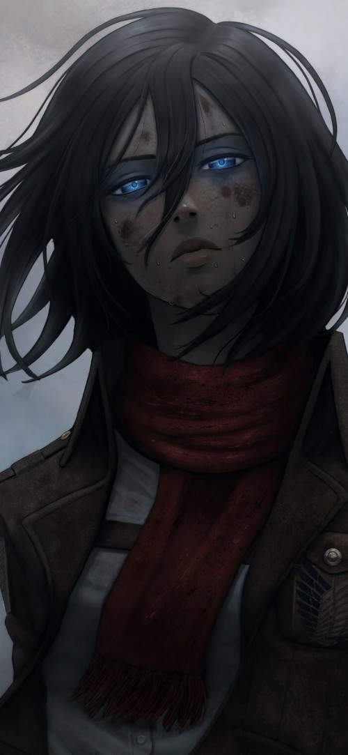 List Of Free Mikasa Ackerman Wallpapers Download Itl Cat