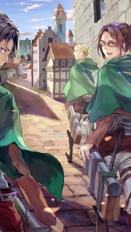 Shingeki No Kyojin Iphone Wallpaper Attack On Titan Wallpaper Manga 474190 Hd Wallpaper Backgrounds Download