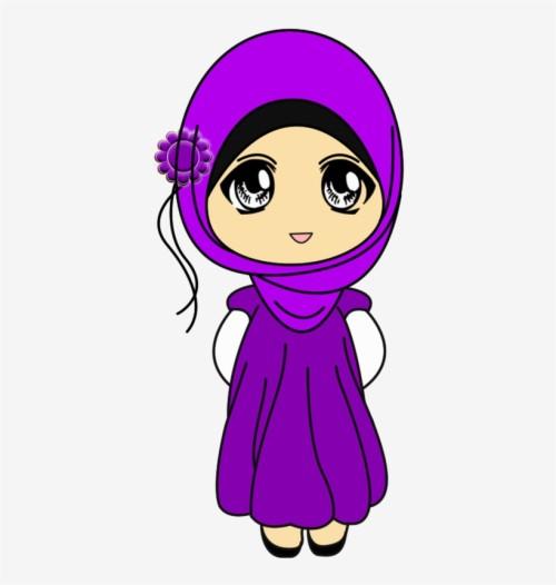 Chibi Clipart Muslimah Woman Muslim Vector Png 3144742 Hd Wallpaper Backgrounds Download