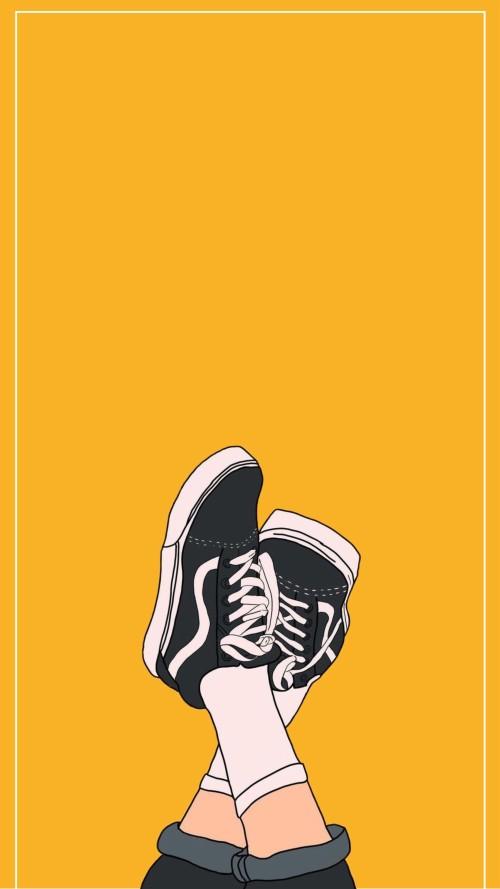 Aesthetic Hd Wallpaper Yellow 2317348 Hd Wallpaper Backgrounds Download