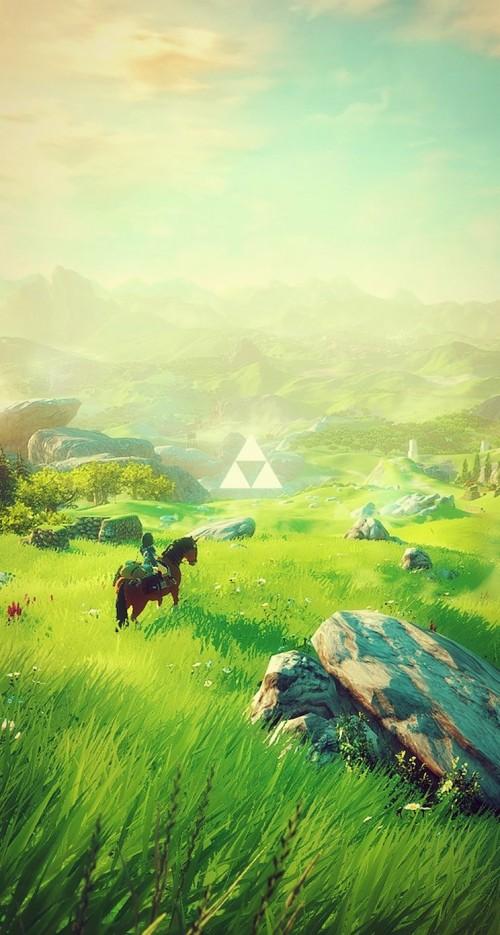List of Free Zelda Phone Wallpapers Download - Itl.cat