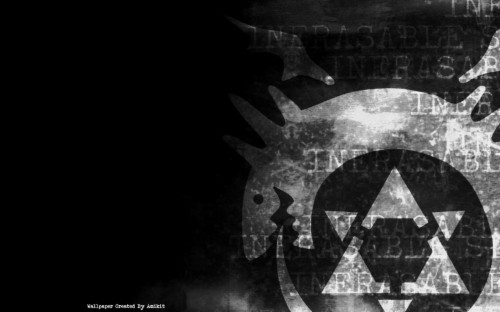 Fma Wallpapers Ouroboros Full Metal Alchemist 322131