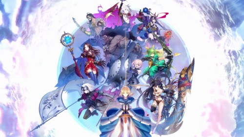 List Of Free Fate Grand Order Wallpapers Download Itl Cat