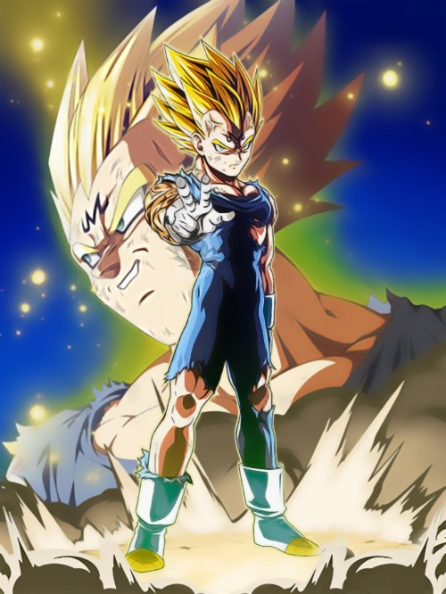 List Of Free Vegeta Iphone Wallpapers Download Itl Cat