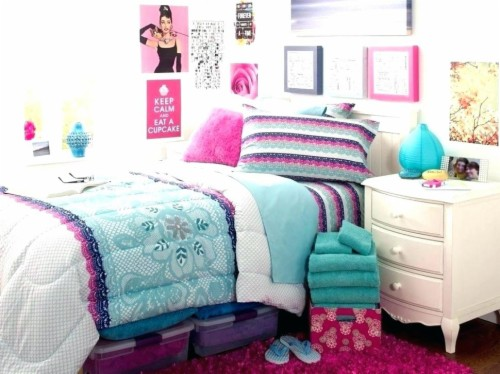Create A Modern Teenage Bedroom For Girls With These - Boho ...
