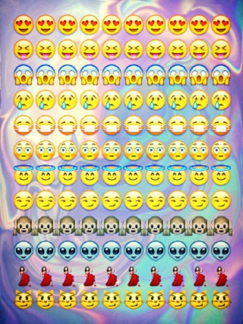 Wallpaper Iphone Asªi Iphone Emoji Wallpaper Hd 327768 Hd Wallpaper Backgrounds Download