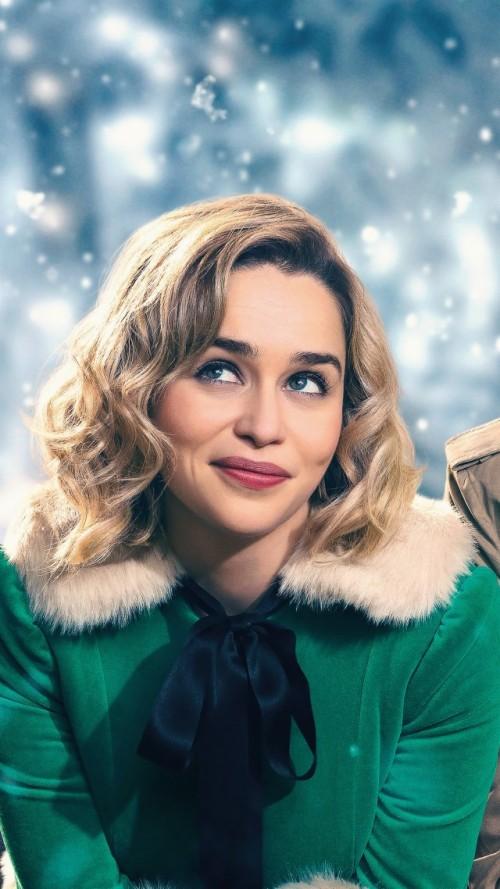 Last Christmas Emilia Clarke Henry Golding 8k Emilia Clarke Last Christmas 3200107 Hd Wallpaper Backgrounds Download