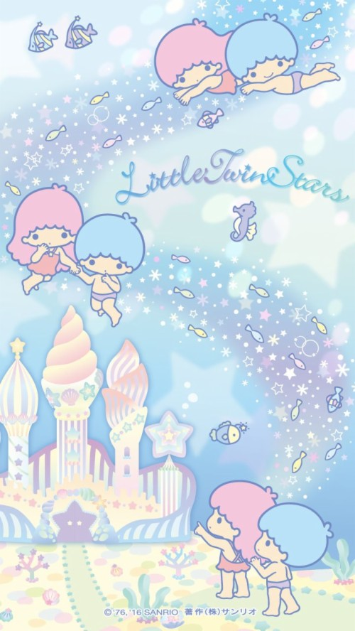 List Of Free Little Twin Stars Wallpapers Download Itl Cat