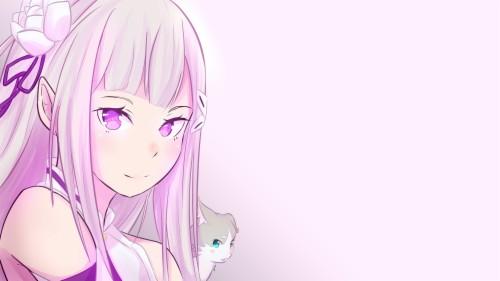 Re Zero Live Wallpaper - Emilia Re Zero Wallpaper Hd ...