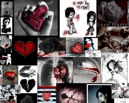Hurt Touching Wallpaper Broken Heart With Fire 322720 Hd