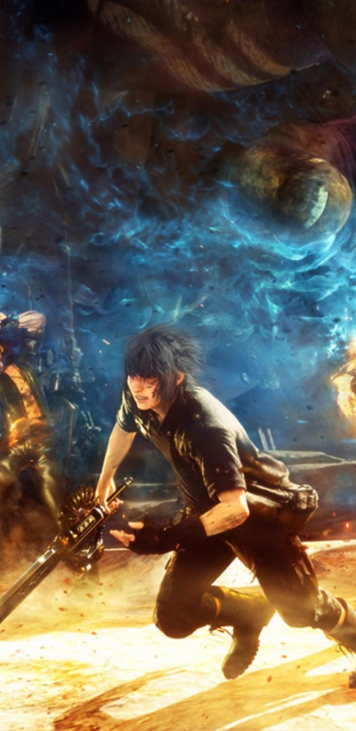 List Of Free Final Fantasy Xv Wallpapers Download Itlcat