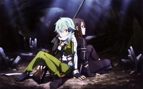 Download Wallpaper From Anime Sword Art Online Ii With