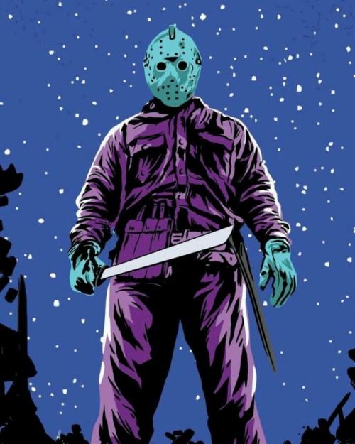 Jason Voorhees Jason Voorhees Wallpaper Cartoon 374949