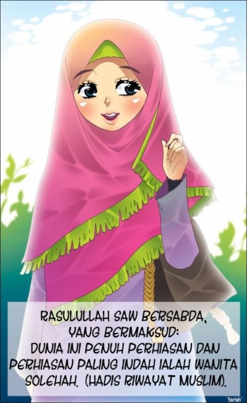 Kata Kata Bijak Islam Untuk Wanita Berhijab Terbaik Kata Kata