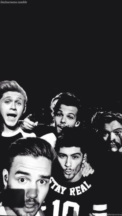 Lock Screen Wallpaper Tumblr One Direction Black And White 399597 Hd Wallpaper Backgrounds Download