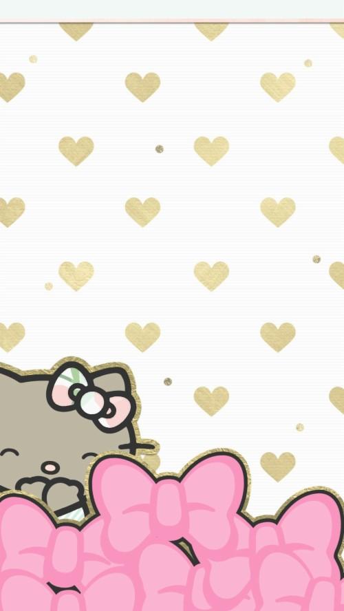 Hello Kitty Iphone Background Wallpaper Hello Kitty