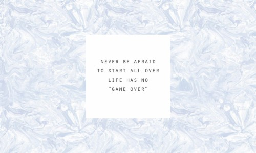Never Be Afraid Aesthetic Wallpaper For Macbook 40710 Hd Wallpaper Backgrounds Download