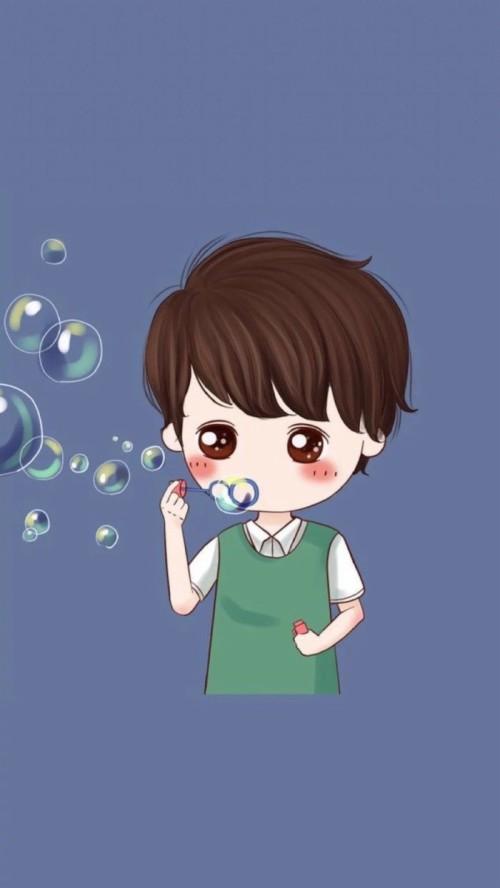 Cartoon Cartoon Couple Anime Korea 400266 Hd Wallpaper Backgrounds Download
