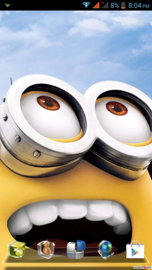 Minions Live Wallpaper Despicable Me Wallpaper Android