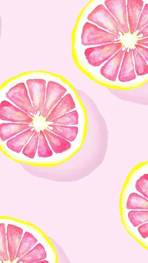 42 422343 cute backgrounds pink lemons