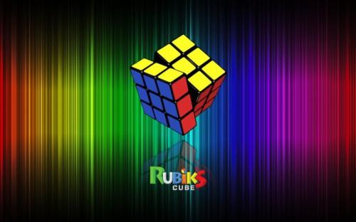 Wallpaper Rubix Cube In Water 442286 Hd Wallpaper