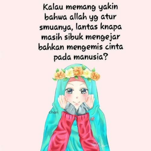 List Of Free Kartun Muslimah Berjilbab Wallpapers Download