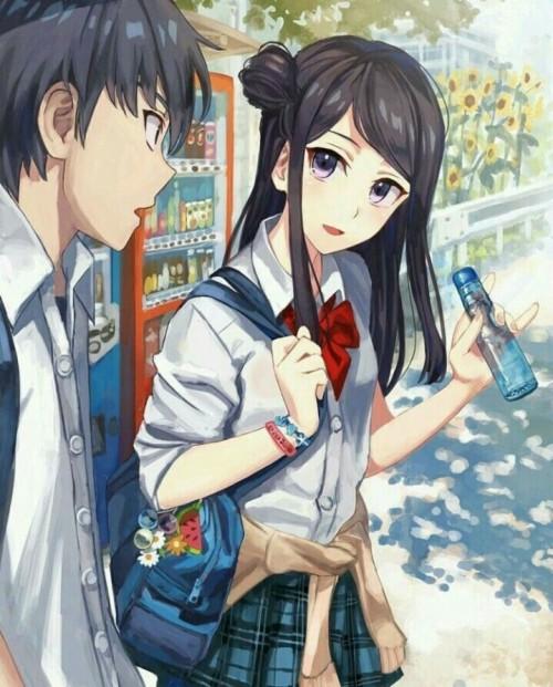Wallpaper Anime Romantis Hd Wallpaper Anime Romance 458811
