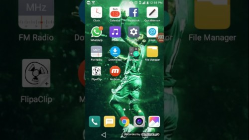 Make 3d Live Wallpaper For Android Phone Smartphone