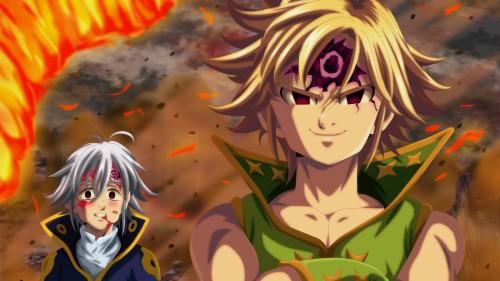 The Seven Deadly Sins Illustration Nanatsu No Taizai