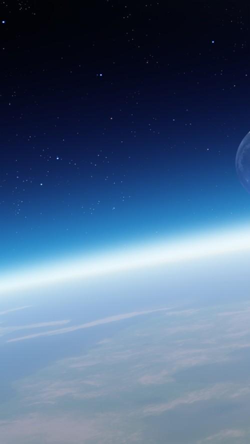 46 466361 horizon star wars planet cosmos earth wallpaper star