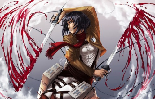 List Of Free Mikasa Wallpapers Download Itlcat