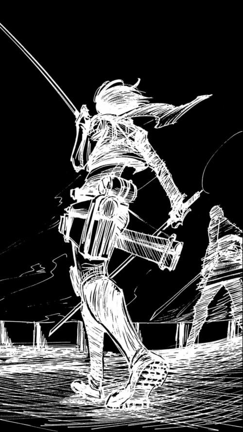 Awesome Attack On Titan Free Background Id Fan Art Shingeki No Kyojin 474104 Hd Wallpaper Backgrounds Download