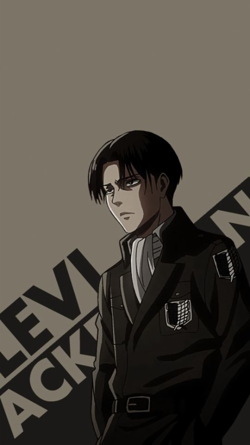 Levi Ackerman Wallpaper Phone 474268 Hd Wallpaper Backgrounds Download