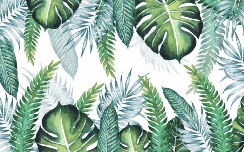 List Of Free Tropical Leaves Wallpapers Download Itl Cat Let our wallpaper integrate depth and style into your space with. list of free tropical leaves wallpapers