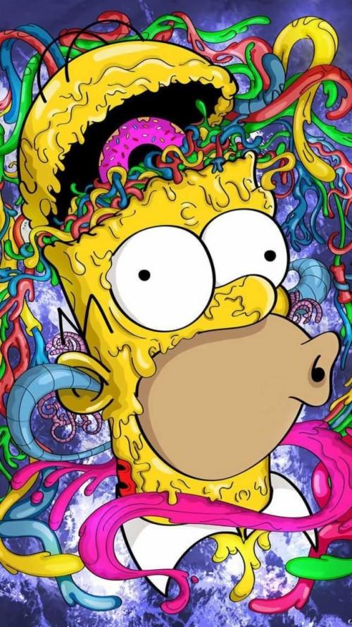 De Parede Aesthetic Lisa Simpson 422373 Hd Wallpaper