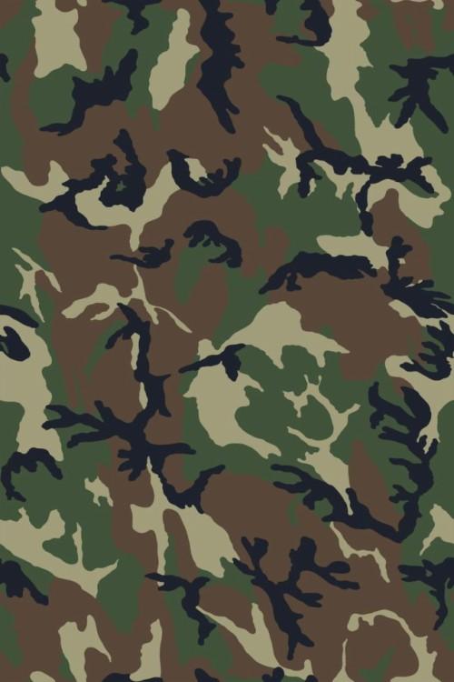 Camouflage Military Camouflage Design Uniform Tree