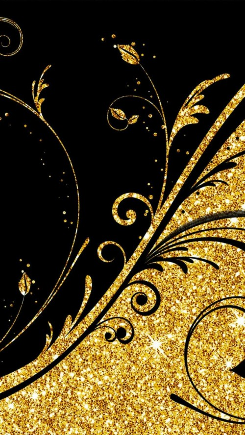 218 Best Black Amp Gold Wallpaper Images On Black Gold Gold And