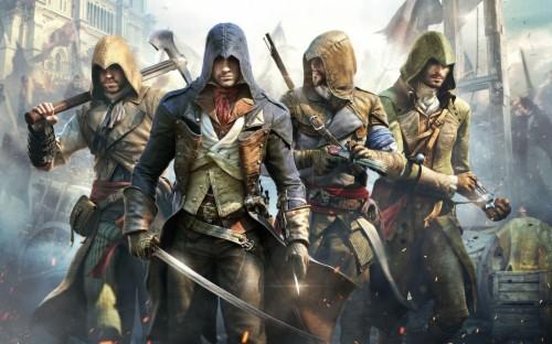 Assassins Creed Unity Clipart Hd Wallpaper Assassins