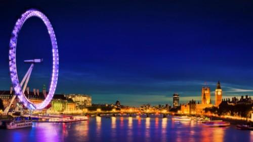 Love London Eye Wallpaper London Eye 527612 Hd