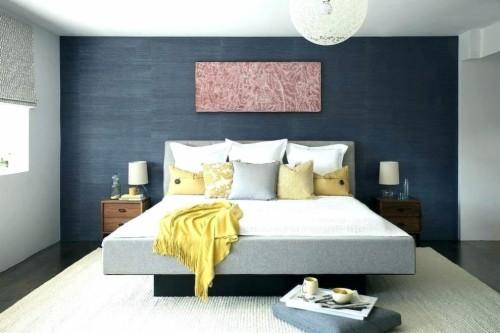 Navy Blue Wallpaper For Walls Controller Pattern Plain ...