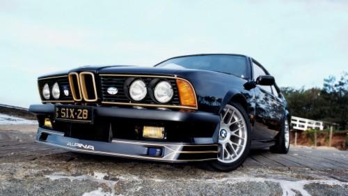 Bmw 5 Series E28 Cars Hd Desktop Wallpaper Cars Hd
