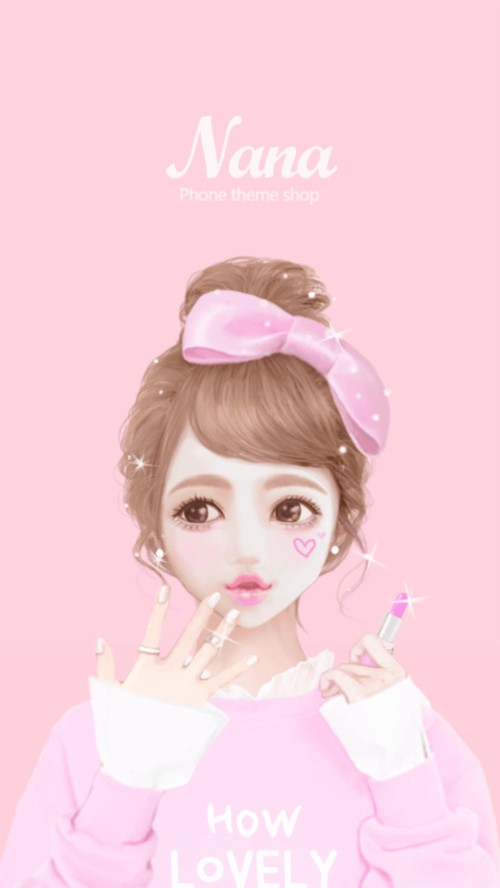 4 Girly Home Screen Cute Wallpaper Hd 570002 Hd Wallpaper Backgrounds Download