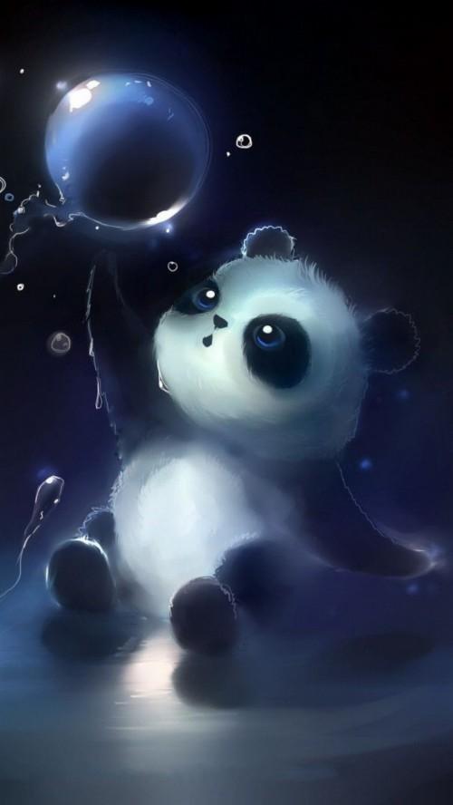 Cute panda Fondos De Pantalla Para Pc 4k HD