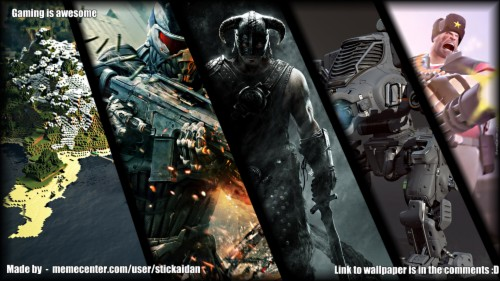 Awesome Video Game Desktop Backgrounds 593413 Hd Wallpaper Backgrounds Download