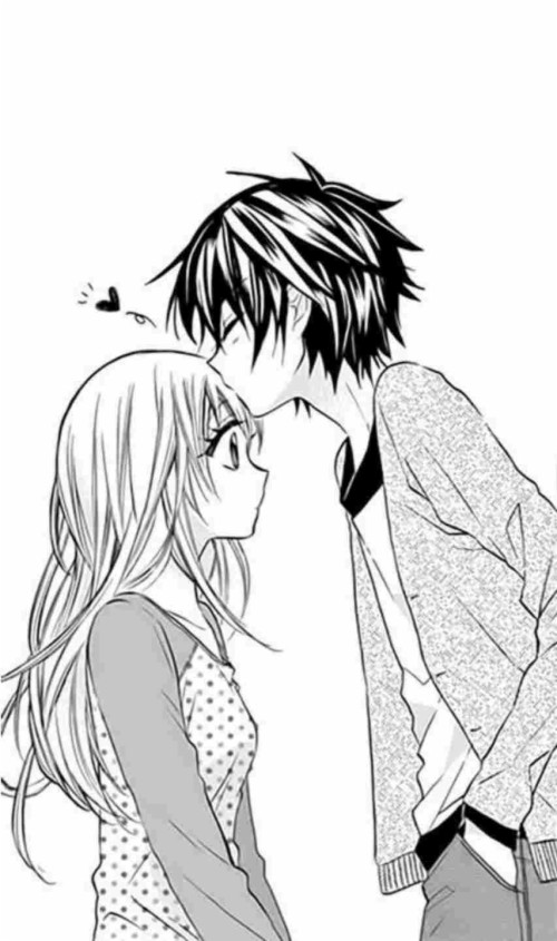 Download Comics Anime Love Story 596755 Hd Wallpaper Backgrounds Download